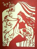 Paper Cutting by shirvona