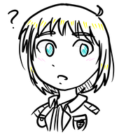 the wild armin is confused by yofukashi