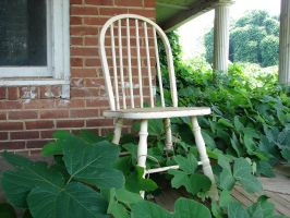chair by super-chicken-stock