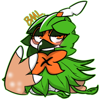 Decidueye by kioon321