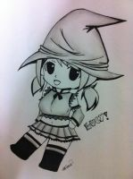 Witch Lucy~! by Ryuukeru