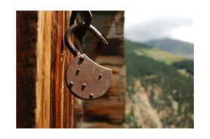 The Lock That Locks Our Heart by ouzthewise