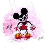 hey mickey by lenore666