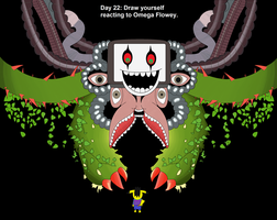 Undertale 50 Day Challenge Day 22 by pikachuandpichu106