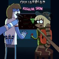 Regular Show: The Movie by OuijaBread
