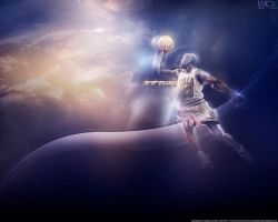 Michael Jordan by usman-gfx