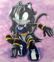 :Request: Oreo the Panther by BluuStreak