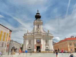 Wadowice HDR by 8magda