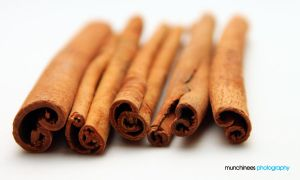 Spices: Cinnamon by munchinees