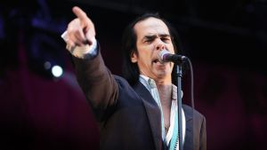 Nick Cave II by p0m
