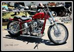 Chrome Shovelhead by StallionDesigns