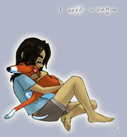 I need a hug by shelzie