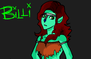 Billi by XIIIProjectWingsXIII