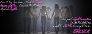 SNSD TIMELINE COVER 2 by ExoticGeneration21
