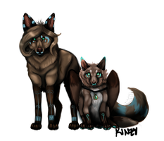 Always By Your Side by KahlaWolf