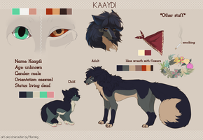 Kaaydi ref by hioming