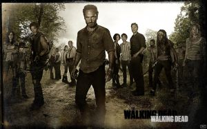 The Walking Dead Wallpaper No.4 by skywalkerdesign