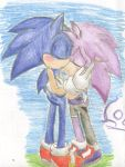 Sonic and Babii by babirox753