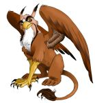 Isriphos the Griffon by DrChrissy