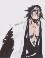 Bleach chapter 463, Zaraki by crazyname15
