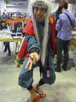 Pordenone Jiraiya by backstabbingspoon