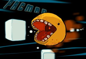 The PacMan by Ryan-Rhodes