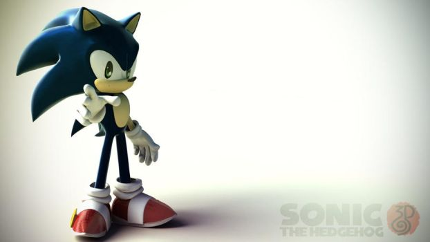sonic wallpaper by SONIC669