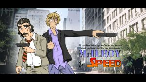 McIlroy and Speed by Crusader1089