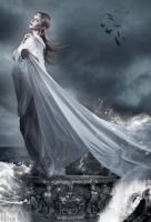Lady of Sea by Eternal-Dream-Art