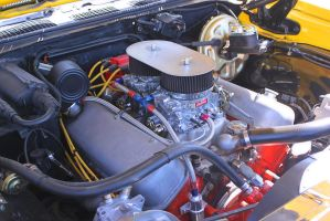 468 Chevy Engine by StallionDesigns