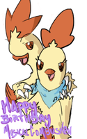 HB MusicalCombusken by Combo89