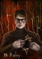 Tom Ripley by J-Grey