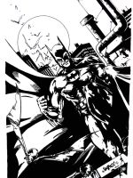 Batman by Jimbo Salgado by NewEraStudios