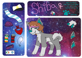 Shi Refrence Sheet 2013 by huskynugget
