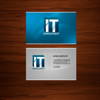 IT Consultancy - Card Business 2 by diegowd