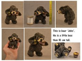 Jobo - Mini bear 4 by mellisea