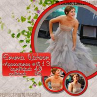 Photopack 1892: Emma Watson by PerfectPhotopacksHQ