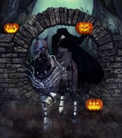 Headless Horseman by DigiCuriosityDesigns