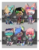 COLLAB - set price-  [ OPEN ] by ButterflyBandit