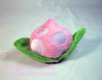 Pokemon: Pecha Berry Plush by sugarstitch
