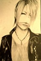 Reita from The gazette by Mango0elf