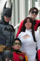 Dysfunctional family by mark shafer8 by ComicChic19