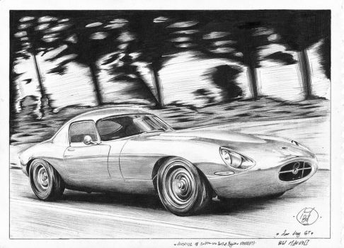 Low drag GT by m-bilel