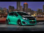 Chevrolet Aveo RS by Bedeloff