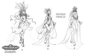 Neiran Oracle by Alicechan