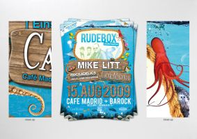 rudebox underwater poster by homeaffairs