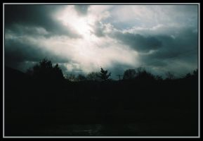 Sun  and Clouds 5 by Donohue