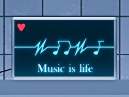Music Is Life by Relic-87