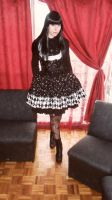 Coordinated - Lolita Day - June 2012 by LucyWindrunner