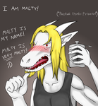 Drunk Angry Russian Dragon by Wannabe-Warrior